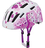 Limar 249 Superlight - Fahrradhelm - Kinder, White/Pink