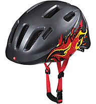 Limar 249 Superlight - casco bici - bambino, Grey/Red