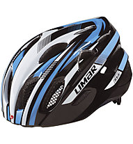 Limar 555 Road - Rennradhelm, Black/White/Blue