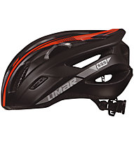 Limar 555 Road - Rennradhelm, Black matt/Bright Red