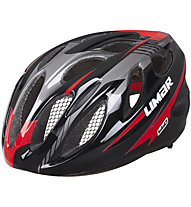 Limar Casco bici da corsa 660 Superlight, Black/Red