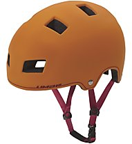 Limar 720 Urban & Freeride - Casco bici, Matt Orange