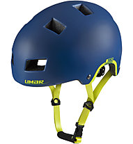Limar Casco bici 720° Urban/Skate Superlight, Matt Dark Blue