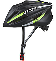 Limar 778 Reflective Superlight Road Rennradhelm, Reflective/Matt Black