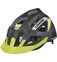 Limar X-Ride Reflective Superlight Helm, Reflective/Matt Black
