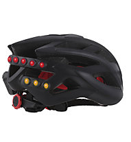 Livall BH 60 Smart-Radhelm, Polar Night Black