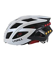 Livall BH 60 Smart-Radhelm, White