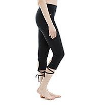 Lolë Eliana Capri Yoga Hose Damen, Black