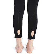 Lolë Eliana Crop - Leggings Yoga - Damen, Black