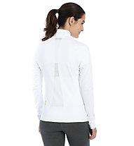 Lolë Essential Up Cardigan - Trainingsjacke - Damen, White