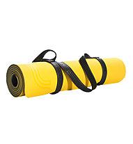 Lolë I Glow Yoga Strap, Black