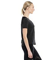 Lolë Kesha - Fitness- und Yogashirt - Damen, Black
