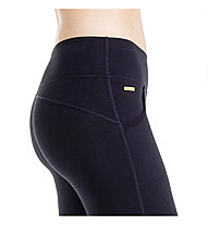 Lolë Salutation Leggings Yogahose Damen, Black