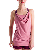 Lolë Satya Tant Top Donna, Bouquet Heather