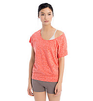 Lolë Sheila - maglia yoga - donna, Light Red