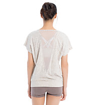 Lolë Sheila - maglia yoga - donna, Light Grey
