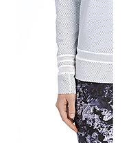 Lolë Zaire - Langarmshirt Training - Damen, White