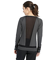 Lolë Zaire - Langarmshirt Training - Damen, Black