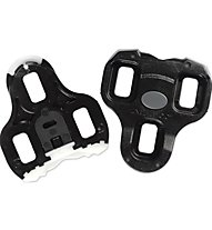 Look Keo Grip Cleat  Tacchette Pedali Bici da Corsa, Black 0°
