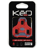 Look Keo Grip, Red
