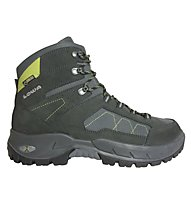 Lowa Pino II GORE-TEX Mid Men, Anthracite/Lime
