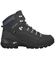 Lowa Renegade GTX Mid - scarpe da trekking - uomo, Grey/Blue