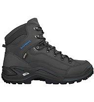 Lowa Renegade GTX Mid - scarpe da trekking - uomo, Black
