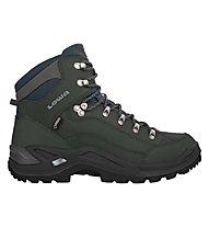 Lowa Renegate GTX Mid Narrow - scarpa trekking - uomo, Grey