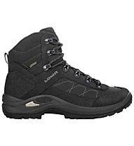 Lowa Taurus II GTX Mid - scarpe trekking - donna, Black