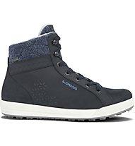 Lowa Tortona GTX Mid Ws Sneakers Tempo Libero donna, Blue