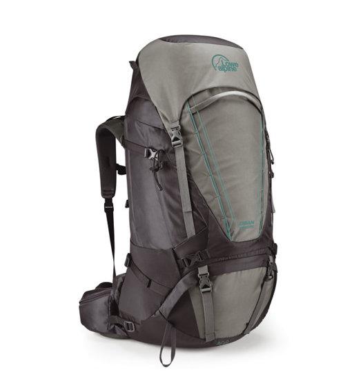 Lowe Alpine Diran ND60+10 - zaino trekking - donna