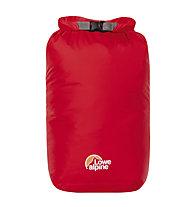 Lowe Alpine Drysack - wasserdichter Packsack, Red