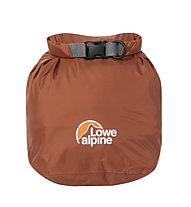 Lowe Alpine Drysack - wasserdichter Packsack, Dark Orange