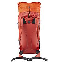 Lowe Alpine Uprise 40+10 - zaino alpinismo e arrampicata, Red