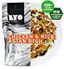 Lyo Food Chicken & Rice Asian Dish, Main meal
