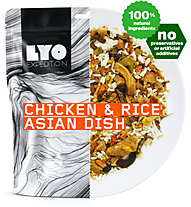 Lyo Food Chicken & Rice Asian Dish - Cibo per il trekking, Main meal