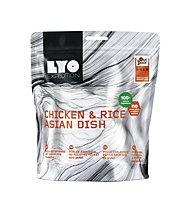 Lyo Food Asiatische Reispfanne mit Hähnchen, Main meal