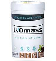 LYOmass Integratore alimentare di proteine Lyomass 500g, Chocolate