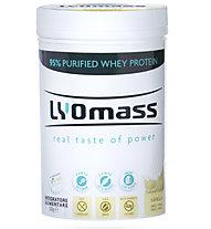 LYOmass Integratore alimentare di proteine Lyomass 500g, Vanilla
