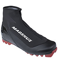 Madshus Endurace Classic - Langlauf Skischuh, Black/Red