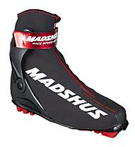 Madshus Race Speed Skate Boots - scarpa sci di fondo skating, Black