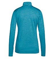 Maier Sports Burray - Fleecejacke Bergsport - Damen, Blue