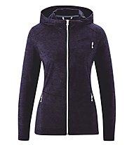 Maier Sports Burray Hood W - Kapuzenjacke - Damen, Dark Blue