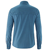 Maier Sports Mats - camicia trekking - uomo, Blue