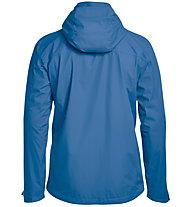 Maier Sports Metor - giacca hardshell con cappuccio - uomo, Light Blue