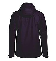 Maier Sports Metor - giacca hardshell con cappuccio - uomo, Dark Blue/Blue