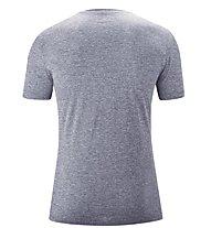 Maier Sports Myrdal Sun - T-Shirt - Herren, Grey
