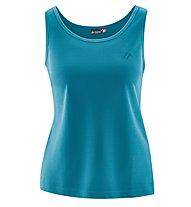 Maier Sports Petra - Trägershirt Bergsport - Damen, Blue