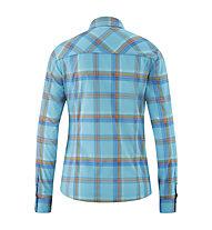 Maier Sports Sana 2.0 L/S - Langarmhemd - Damen, Light Blue