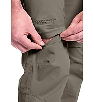 Maier Sports Tajo 2 - pantaloni zip-off trekking - uomo, Grey